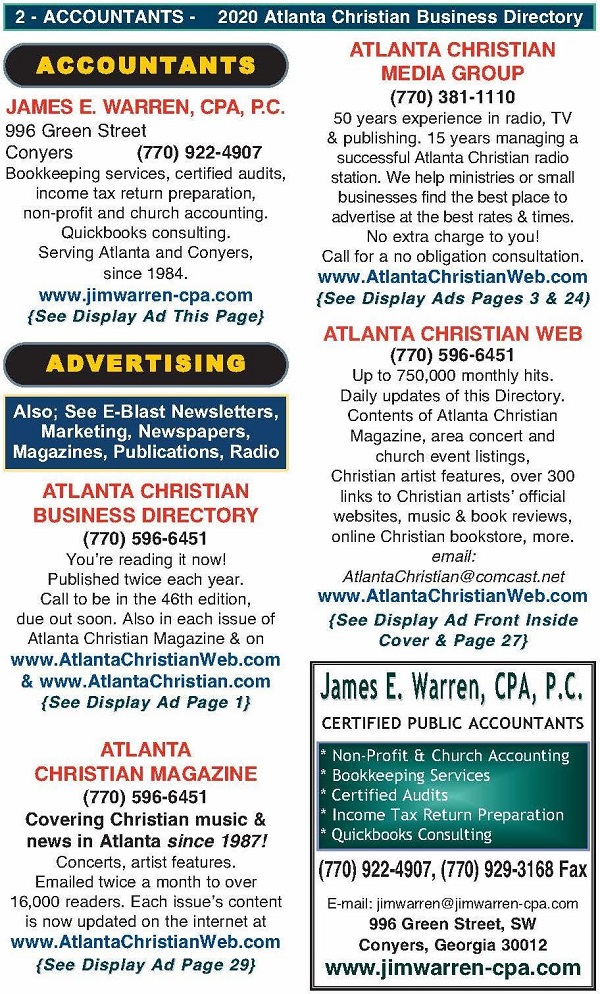 Directory Page 2