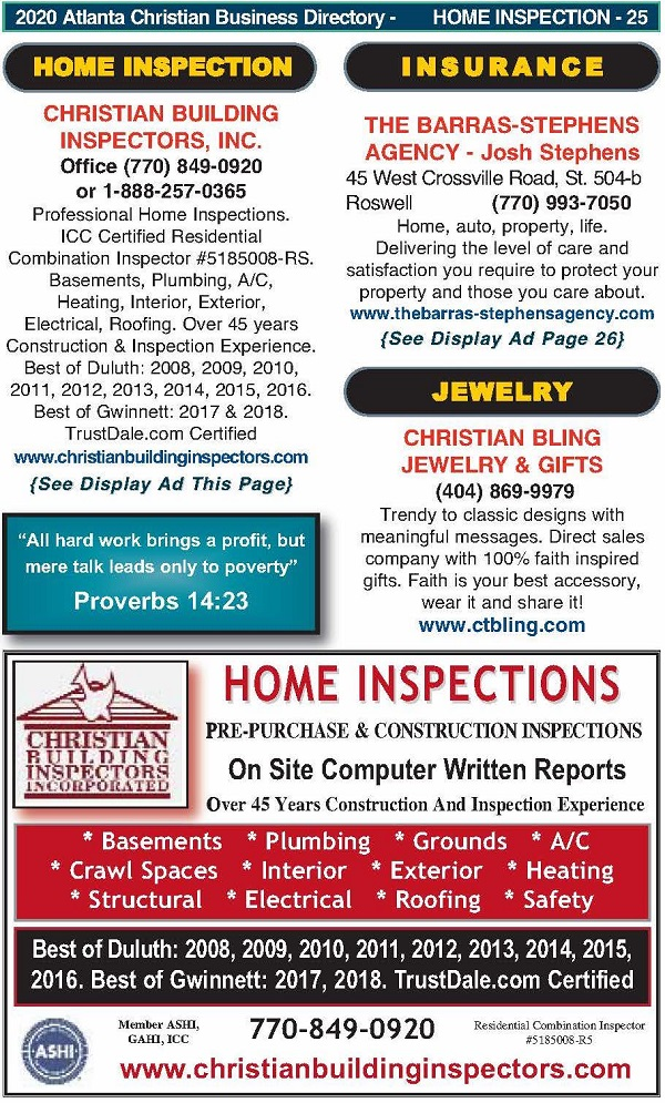 Directory Page 25