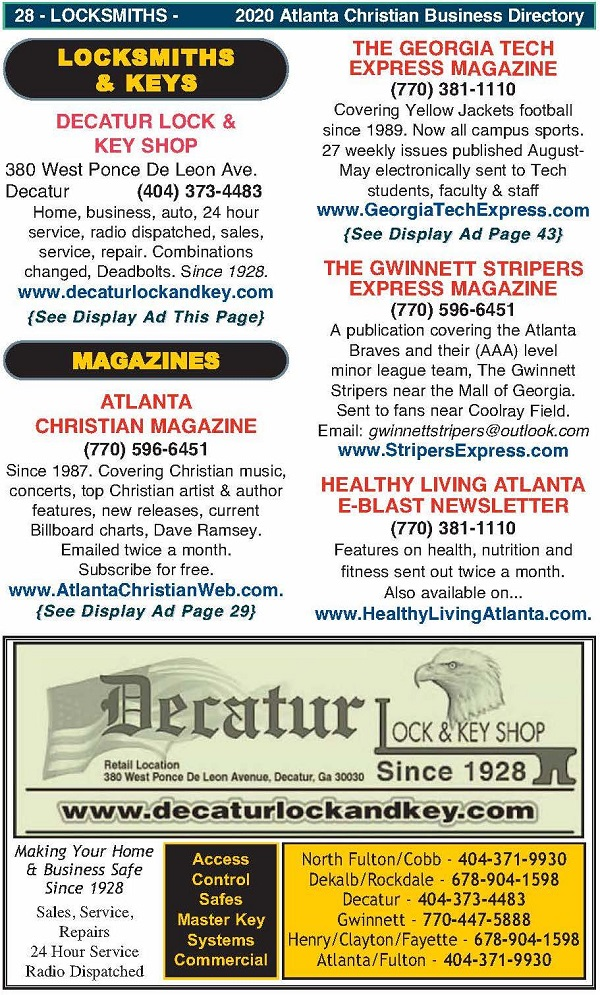 Directory Page 28
