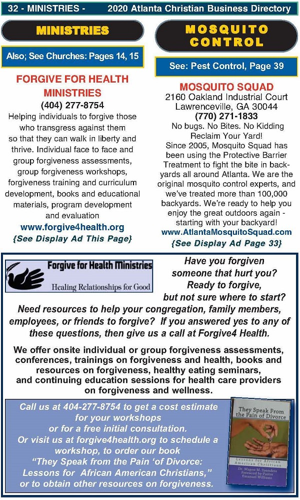 Directory Page 32