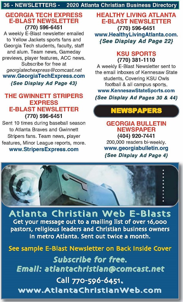 Directory Page 36